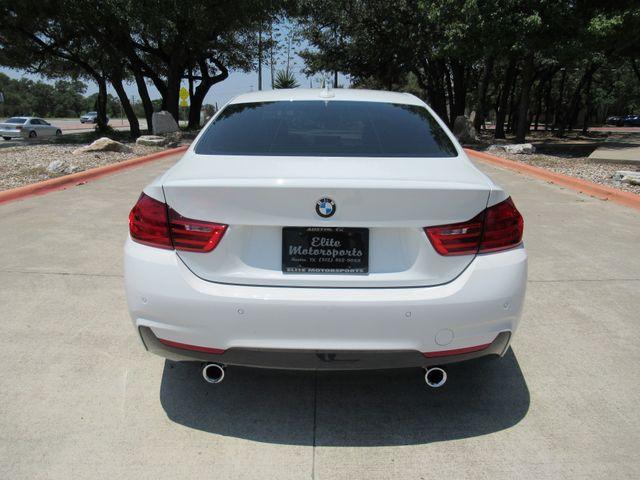 2016 BMW 435i Austin , Texas 3