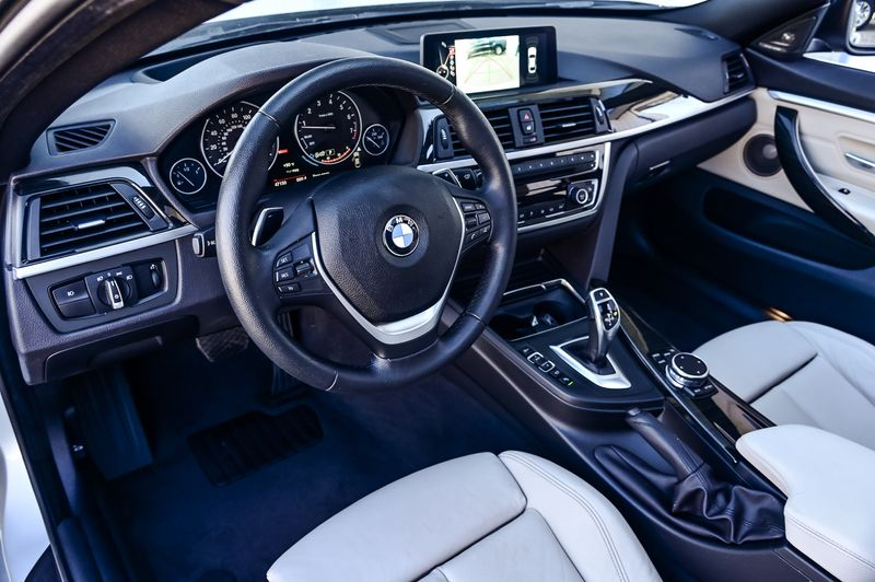 2016 BMW 435i Gran Coupe 3.0L TURBO CHARGED 435i GRAN COUPE LUX PKG NAV in Rowlett, Texas