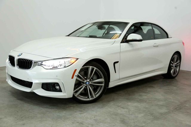 2016 BMW 435i Convertible Houston, Texas