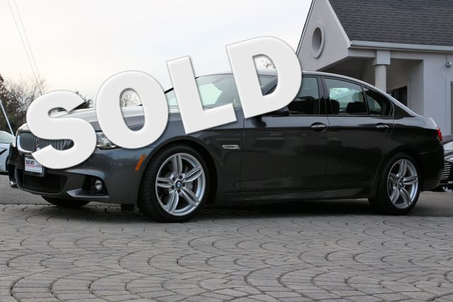 2016 BMW 5-Series 550i xDrive M Sport PKG in Alexandria VA