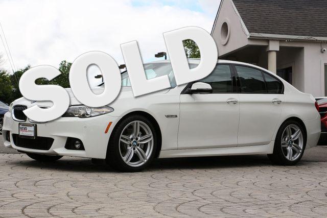 2016 BMW 5-Series 535i xDrive M Sport PKG in Alexandria VA