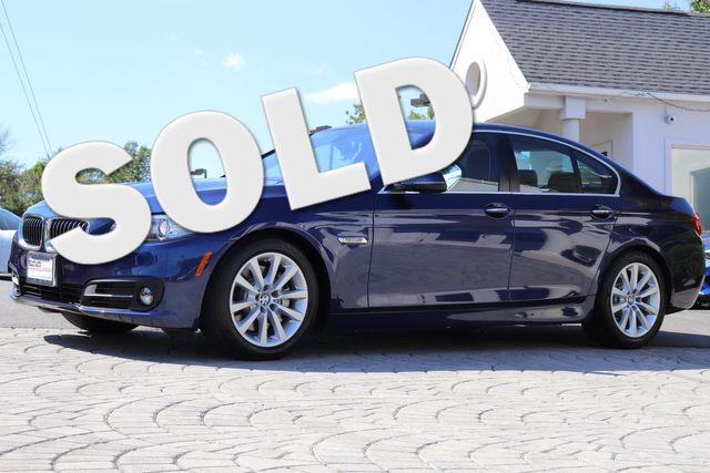 2016 BMW 5-Series 535i xDrive in Alexandria VA