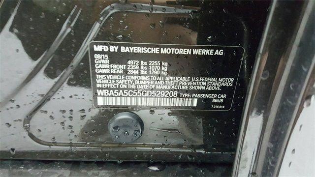 2016 BMW 5 Series 528i in McKinney Texas, 75070