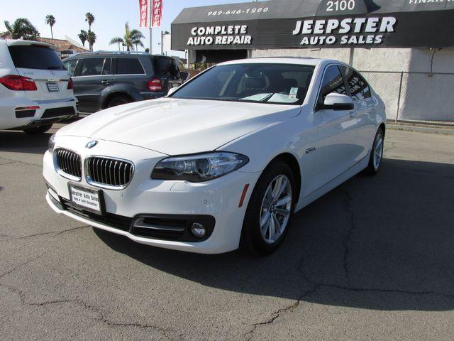 2016 BMW 528i Premium Sport Sedan