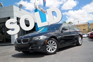 2016 BMW 528i 528i Hialeah, Florida