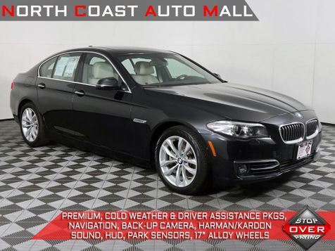 2016 BMW 528i xDrive 528i xDrive in Cleveland, Ohio