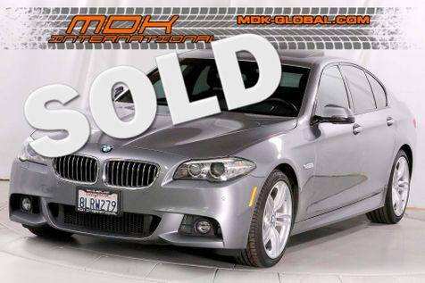 2016 BMW 535d - M SPORT - HUB - H/K SOUND in Los Angeles