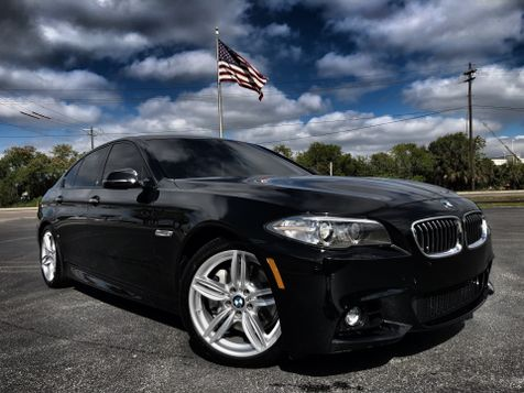 2016 BMW 535d M SPORT DIESEL 535D BLACK/BLACK 1 OWNER CERT  in , Florida