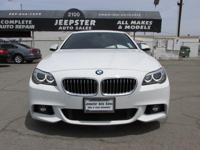 2016 BMW 535i M Sport Sedan in Costa Mesa, California 92627