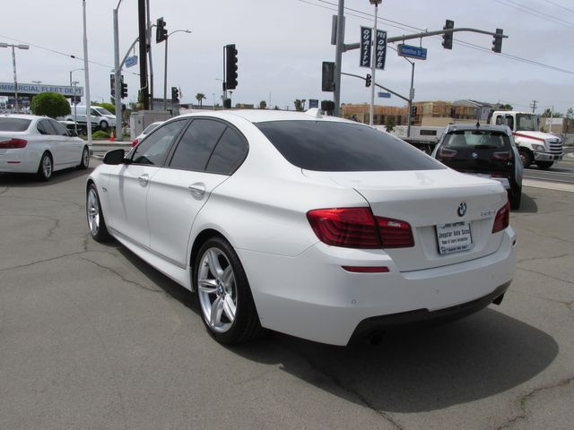 2016 BMW 535i M Sport Sedan in Costa Mesa, California 92627