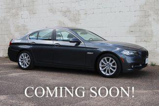 2016 BMW 535xi xDrive AWD Luxury Car w/Navigation, Heated in Eau Claire, Wisconsin
