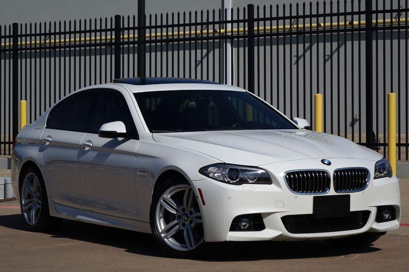 2016 BMW 535i xDrive* M Sport* Drvr Asst* Harmon Kardon* Heads Up*** | Plano, TX | Carrick's Autos in Plano TX