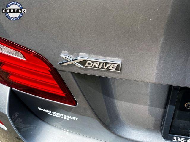 2016 BMW 535i xDrive 535i xDrive Madison, NC 21