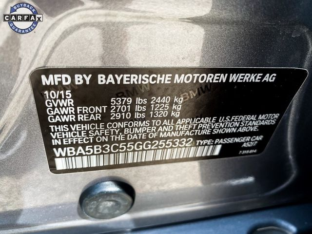 2016 BMW 535i xDrive 535i xDrive Madison, NC 47