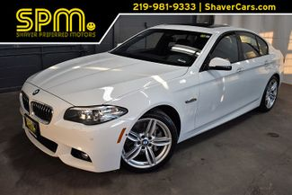 2016 BMW 535i xDrive 4d Sedan 535i xDrive in Merrillville, IN 46410