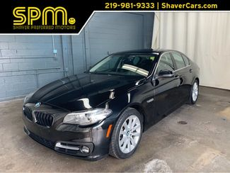 2016 BMW 5 Series 4dr Sdn 535i xDrive AWD in Merrillville, IN 46410
