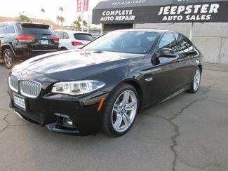 2016 BMW 550i M Sport Sedan in Costa Mesa, California 92627