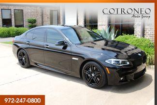 2016 BMW 550i xDrive Sedan M Sport in Addison TX, 75001