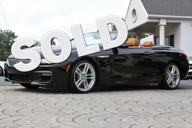 2016 BMW 6-Series 650i Convertible M Sport PKG in Alexandria VA