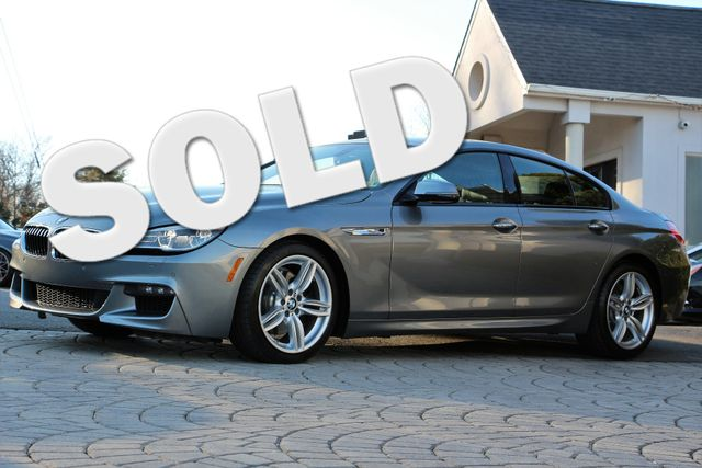 2016 BMW 6-Series 640i Gran Coupe M Sport Edition in Alexandria VA