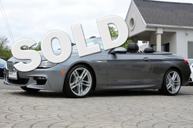 2016 BMW 6-Series 650i Convertible M Sport Edition in Alexandria VA