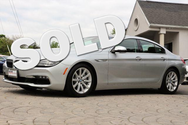 2016 BMW 6-Series 640i xDrive Gran Coupe in Alexandria VA