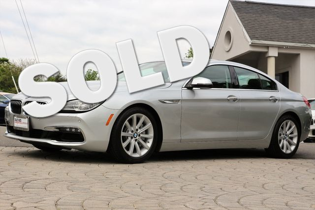 2016 BMW 6-Series 640i xDrive Gran Coupe in Alexandria VA