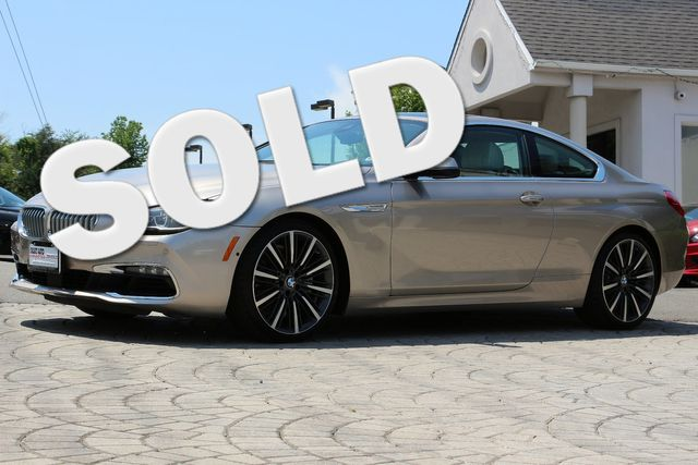 2016 BMW 6-Series 650i xDrive Coupe in Alexandria VA