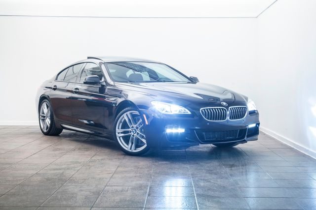 2016 BMW 640i Gran Coupe M-Sport Edition in Addison, TX 75001