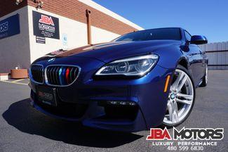 2016 BMW 640i Gran Coupe M Sport Package 6 Series 640i GranCoupe Sedan in Mesa, AZ 85202