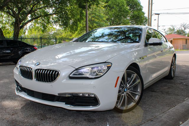 2016 BMW 640i Gran Coupe in Miami, FL 33142