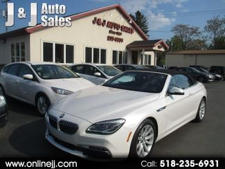 2016 BMW 640i 640i Convertible in Troy NY, 12182