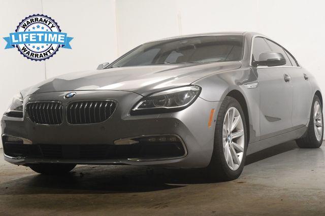 2016 BMW 640i xDrive Gran Coupe 4dr Sdn 640i xDrive AWD Gran Coupe