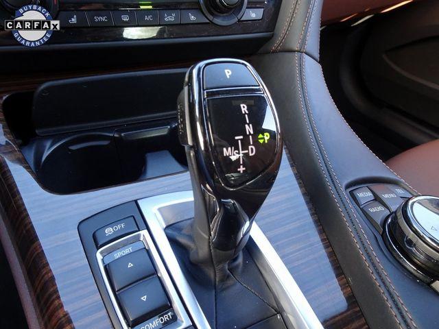 2016 BMW 640i xDrive Gran Coupe 640i xDrive Gran Coupe Madison, NC 25