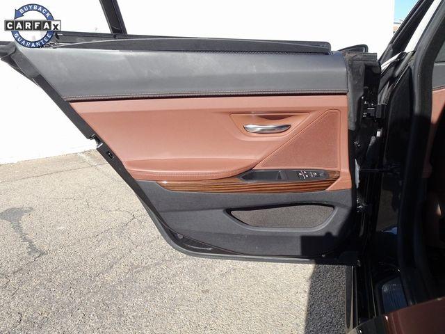 2016 BMW 640i xDrive Gran Coupe 640i xDrive Gran Coupe Madison, NC 35