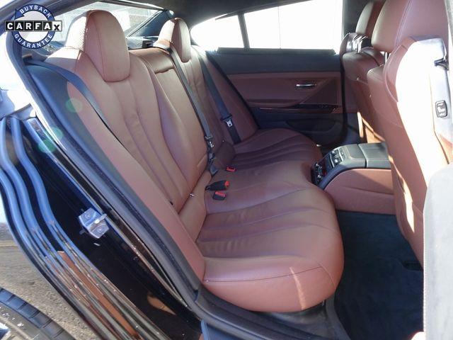 2016 BMW 640i xDrive Gran Coupe 640i xDrive Gran Coupe Madison, NC 43