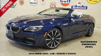 2016 BMW 650i xDrive CONV,HUD,NAV,BACK-UP,HTD/COOL LTH,B&O SY... in Carrollton TX, 75006