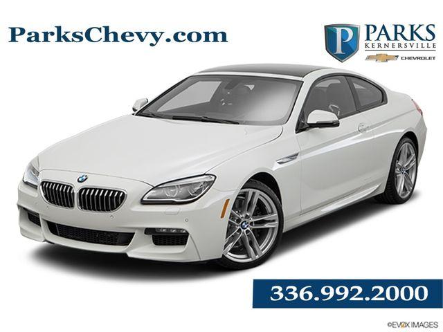 2016 BMW 650i 650i