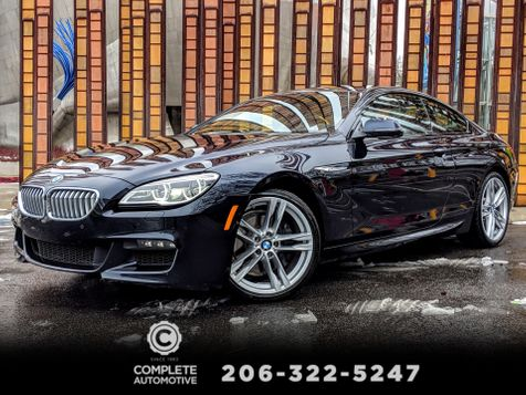 2016 BMW 650i xDrive Coupe M Sport Driving Assist Plus Executive Pkgs 1 Owner in Seattle