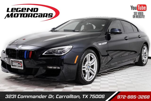 2016 BMW 650i xDrive Gran Coupe in Carrollton, TX 75006