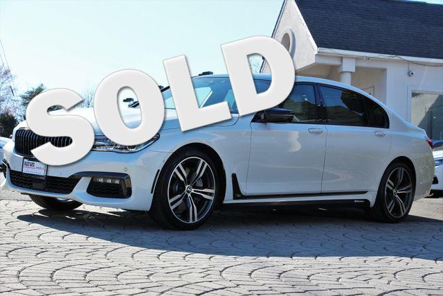 2016 BMW 7-Series 750i xDrive M Sport PKG in Alexandria VA