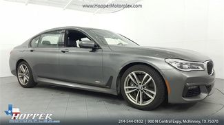 2016 BMW 7 Series 750i in McKinney, Texas 75070