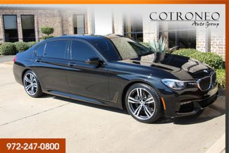 2016 BMW 740i Sedan M Sport in Addison, TX 75001
