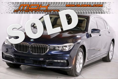 2016 BMW 740i - Executive pkg - Rear comfort seats - 360 cams in Los Angeles