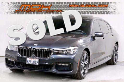 2016 BMW 740i - M Sport - 20