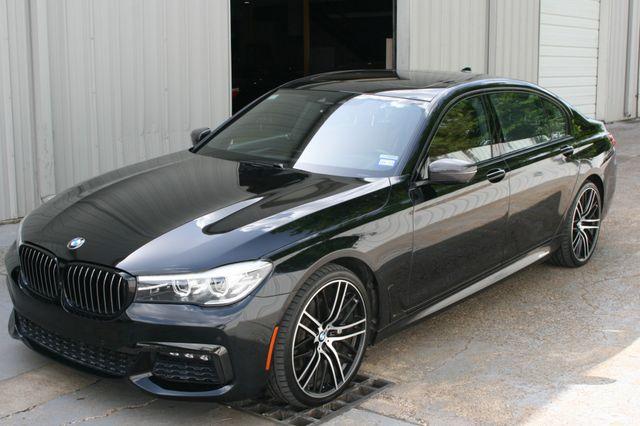 2016 BMW 740i Houston, Texas 1
