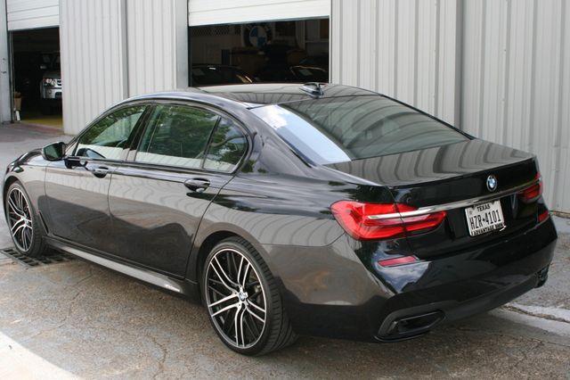 2016 BMW 740i Houston, Texas 3