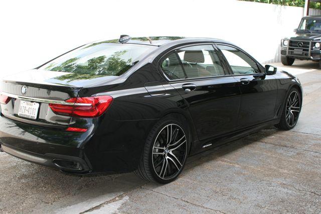 2016 BMW 740i Houston, Texas 7