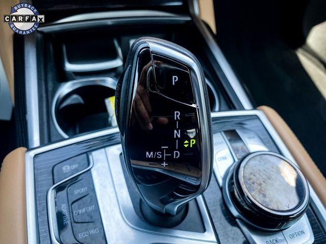 2016 BMW 740i 740i Madison, NC 11
