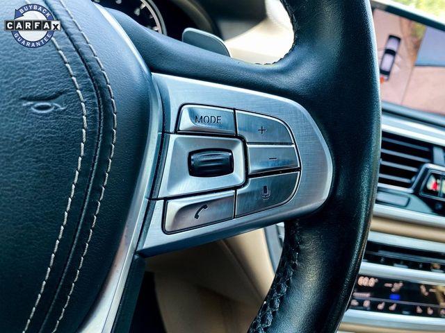 2016 BMW 740i 740i Madison, NC 20
